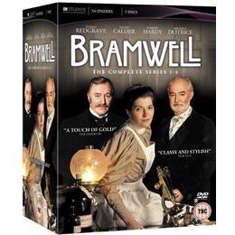 Bramwell - Series 1-4 Complete [DVD]